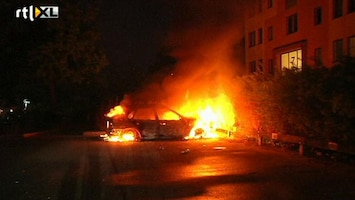 RTL Nieuws Stockholm weer toneel van rellen