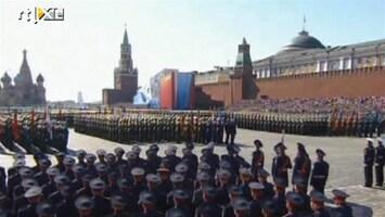 RTL Nieuws Rusland viert Overwinningsdag