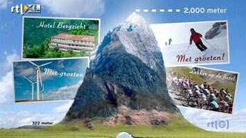 RTL Nieuws 'Er is behoefte aan een berg in Nederland'