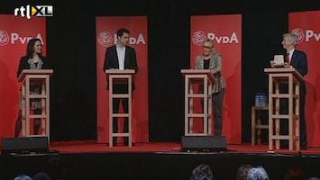 RTL Nieuws PvdA-kandidaten gaan strijd aan