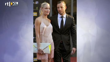 RTL Nieuws Crematie vriendin 'Bladerunner' Oscar Pistorius