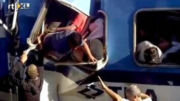 RTL Nieuws 49 doden en honderden gewond bij treinongeluk