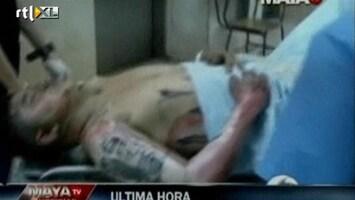 RTL Nieuws Honderden doden bij gevangenisbrand