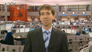 RTL Z Nieuws Renteverhoging Fed niet eerder dan in loop van 2012