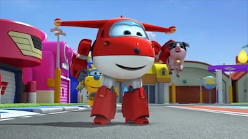 Super Wings Boer Jett
