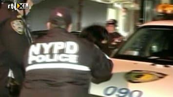 RTL Nieuws Tientallen Occupy'ers opgepakt in NYC