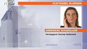 RTL Nieuws 'Heel hard gesis uit stoomketel Electrabel'