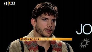 RTL Boulevard Ashton Kutcher schittert als Steve Jobs