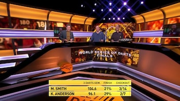 RTL 7 Darts: World Series Finals Afl. 2