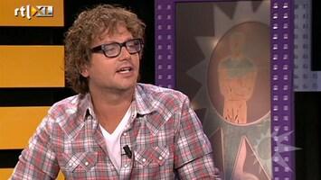 RTL Boulevard Guus over nieuw album Armen Open