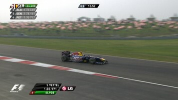 RTL GP: Formule 1 RTL GP: Formule 1 - India (kwalificatie) /35