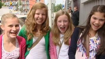 RTL Boulevard Fans uit hun plaat bij MainStreet
