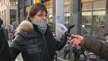 RTL Nieuws Rigoureus plan tegen fietsen in Zaandam