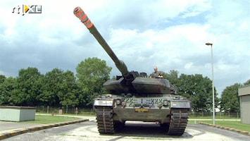 RTL Nieuws Onverkochte Leopardtanks nog tip top in orde