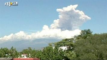 RTL Nieuws Mexicaanse vulkaan barst uit