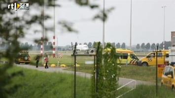 RTL Nieuws Expert: Eén F16 ernaast, de ander erachter