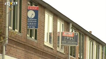 RTL Nieuws Eindejaarsrally in de huizenmarkt
