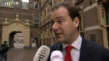 RTL Nieuws Onverwachte meevaller voor kabinet