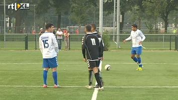 RTL Nieuws Minder zware straffen bij amateurvoetbal