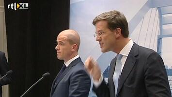 RTL Nieuws Laatste loodjes voor formatie