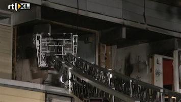 RTL Nieuws Gevels weggeblazen na explosie Arnhem