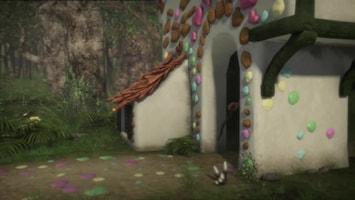 Sprookjesboom De laars van de reus