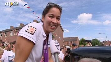 RTL Nieuws Kromowidjojo gehuldigd in haar geboorteplaats