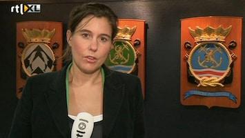 RTL Nieuws Vrachtschip gezonken op de Noordzee