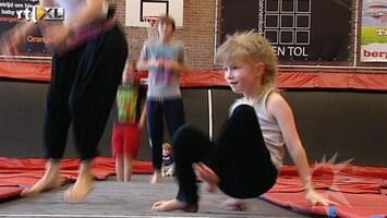 RTL Boulevard Speels gewicht verliezen met Bounz!