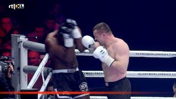 RTL 7 Fight Night: Glory Kickboxing Afl. 11