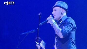 Ik Ben Saunders De man met 3 nr 1 hits