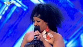Het Beste Van X Factor Worldwide - De Nederlandse Yuli Waagt Een Poging In Engeland