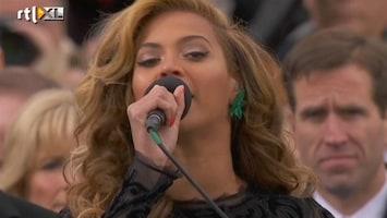 Editie NL Beyoncé speelt vals