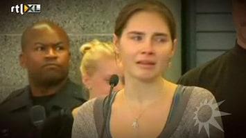 RTL Boulevard Amerika maakt zich op voor Amanda Knox