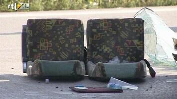 RTL Nieuws Dertig kinderen gewond bij buscrash Duitsland