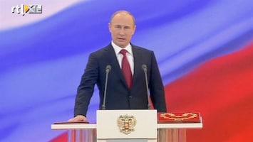 RTL Nieuws Veel pracht en praal bij beëdiging Poetin