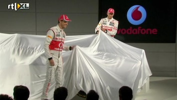 Rtl Gp: Formule 1 - Launch Mclaren Mp4-27