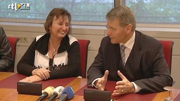 RTL Nieuws Minister Donner naar Raad van State