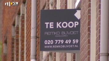 RTL Nieuws Huizenprijzen dalen weer