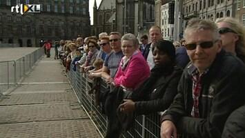 RTL Nieuws Eerste publieke optreden Koning Willem-Alexander