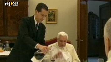 RTL Nieuws Lekkende butler paus staat terecht voor diefstal