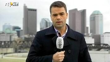 RTL Nieuws 'Israël heeft Obama in de tang'