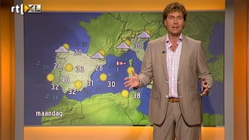 RTL Nieuws Het weer in de vakantielanden
