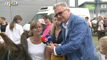 RTL Boulevard Prins Laurent aanwezig bij landbouwdagen