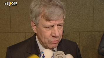 RTL Nieuws Opstelten geschrokken van mogelijke gerechtelijke dwaling