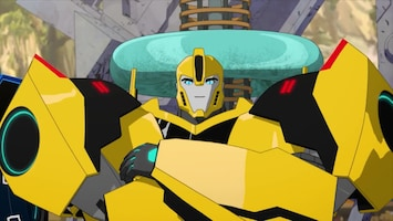 Transformers Robots In Disguise Afl. 13