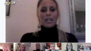 RTL Nieuws #vraagheterik - Invloed Sandy op uitslag