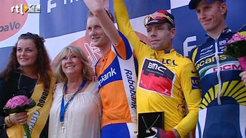 RTL Nieuws Tourwinnaar Evans wint ook in Friesland