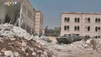 RTL Nieuws Groot offensief om Aleppo