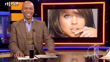 RTL Boulevard Lindsay Lohan weer op vrije voet